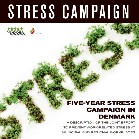 Stress kampagne
