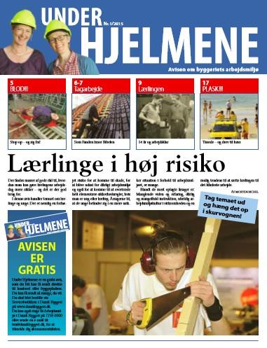 Under hjelmene / fagbladsproduktion