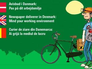 Avisbud i Danmark