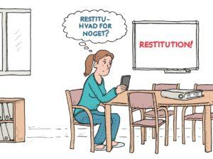 Pauser og restitution